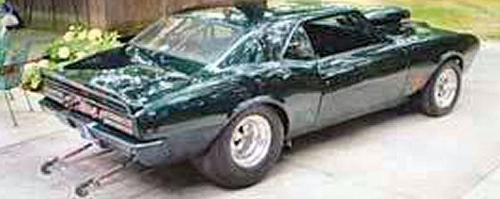 Photo of 1968 PONTIAC FIREBIRD PRO STREET WITH 455 STROKER MOTOR