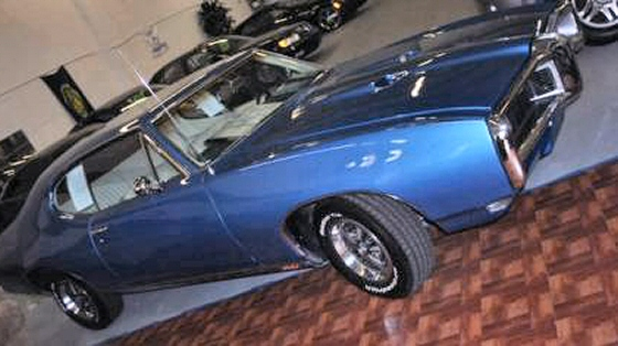Photo of 1968 Pontiac LeMans 2 DR Hardtop One Owner Car