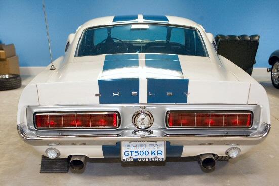 Shelby Mustang 500GTKR