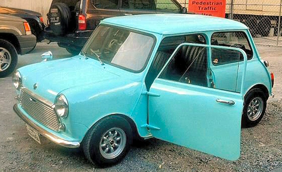Photo of 1969 Austin Mini 850 2 Door Completely Restored
