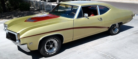 Photo of 1969 Buick GS 2DR Hardtop With 54K Original Miles