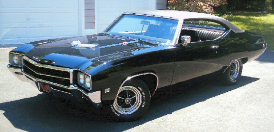 1969 Buick GS350