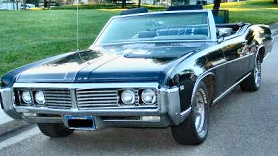 Photo of 1969 Buick LeSabre 400  Convertible