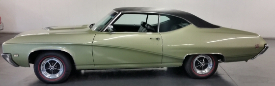 Photo of 1969 Buick Skylark GS350 Coupe Award Winner