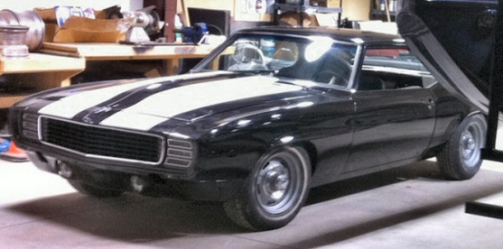 Photo of 1969 Camaro Protour Project Car