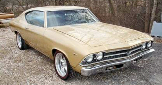 Photo of  1969  Chevelle SS 2DR Hardtop With Big Block