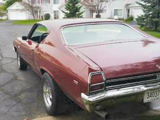 Photo of 1969 Chevrolet Chevelle SS 396 NOT A CLONE
