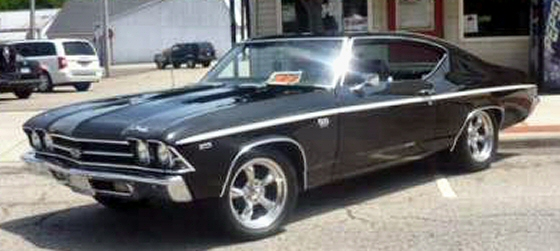 Photo of 1969 Chevelle SS 2 DR Hardtop True SS Trophy Winner