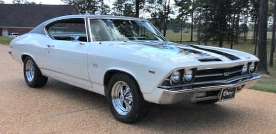 Photo of 1969 Chevrolet Chevelle SS Tribute Car