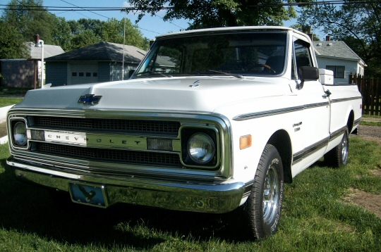 Picture of 1969 Chevy Custom Pickup