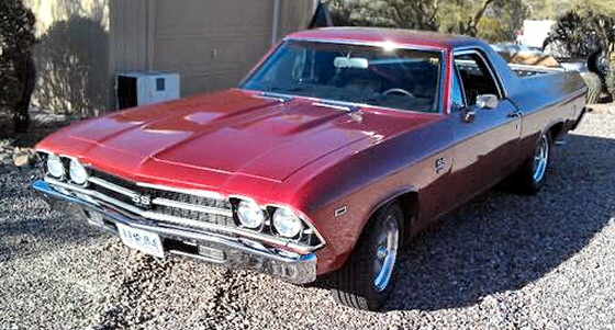 Photo of 1969 Chevrolet El Camino