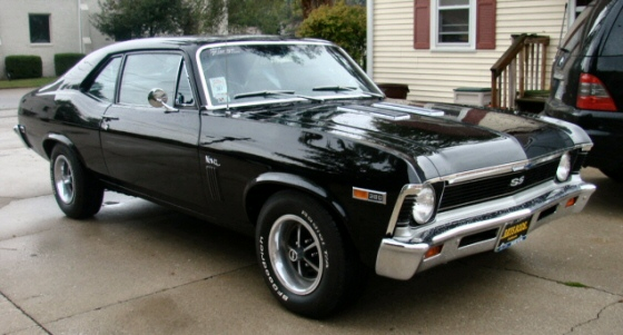 69 Chevy Nova African Muscle Cars Forum
