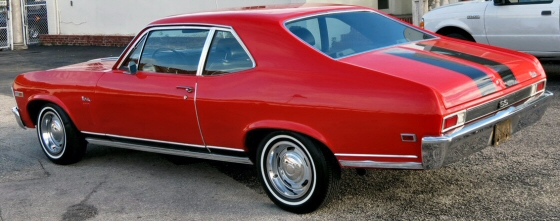 Photo of 1969 Chevrolet NOVA 2 DOOR