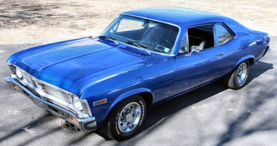 Photo of 1969 Chevy Nova SS Tribute 2 DR