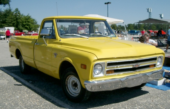1969 Chevy Pickup Truck