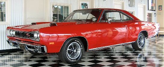 1969 Dodge Coronet R/T 440/390 hp Ram charger