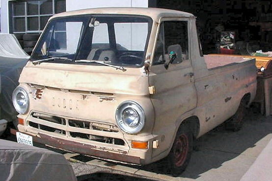 1969 Dodge A100 pick up truck