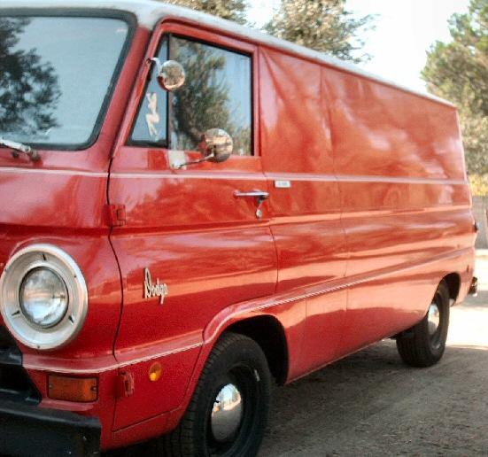 1969 dodge a108 van. Black Bedroom Furniture Sets. Home Design Ideas