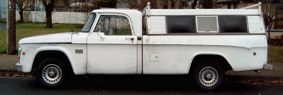 Photo of 1969 Dodge D100 Pickup Truck