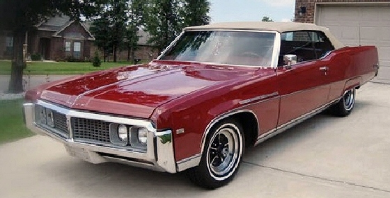 Photo of  1969 Buick Electra 225 Convertible