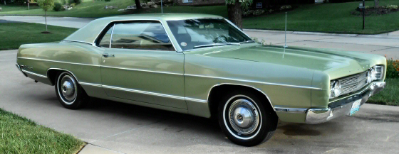 Photo of 1969 Ford Galaxie 500 2 DR HT With 18,000 Original Miles