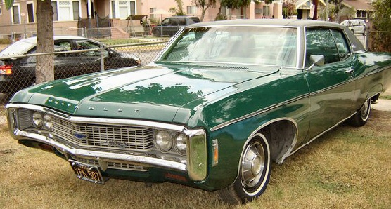Picture of 1969 Chevy Impala Custom Coupe