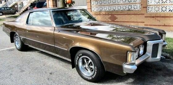 1969 Pontiac Models 1969 Pontiac Grand Prix Model