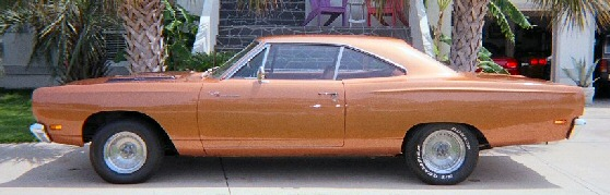 1969 plymouth road runner 440 six pack