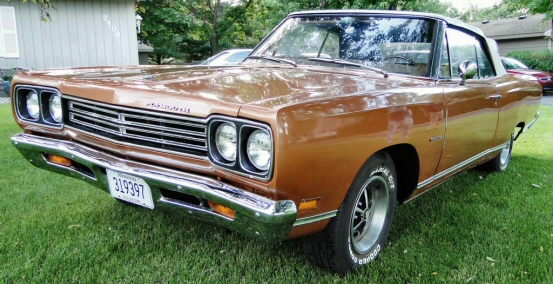 Photo of 1969 Plymouth Satellite Convertible