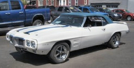 Photo of 1969 Pontiac Trans Am Convertible Clone