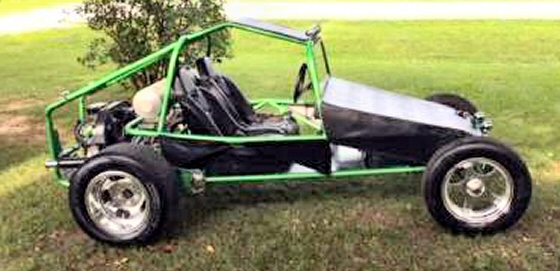 Photo of 1969 VW Based Street Legal Dune Buggy