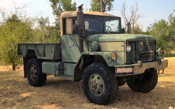 Photo of 1970 American General M35A2 Deuce and a Half Military Truck