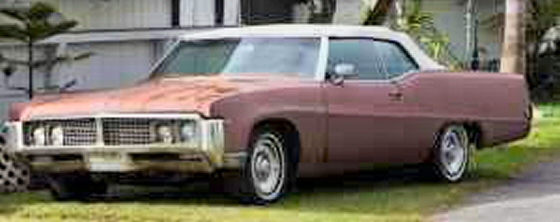 Photo of 1970 Buick Electra Convertible