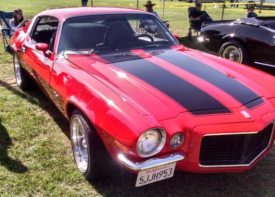 Photo of 1970 1/2 RS-Z28 Camaro Coupe