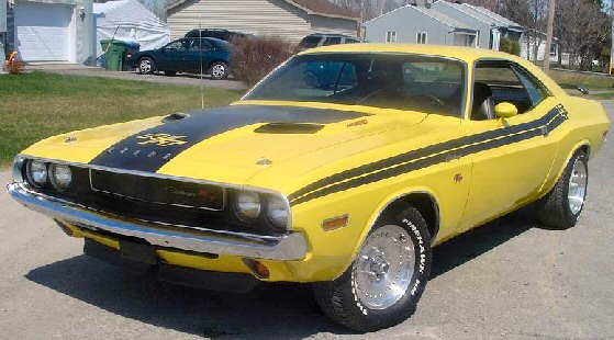 1970  challenger 440 6-PACK