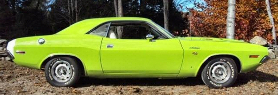 Photo of 1970 Dodge Challenger R/T 440 6 Pack Coupe