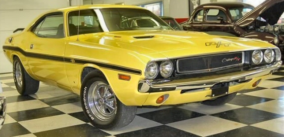 Photo of 1970 Dodge Challenger R/T Coupe