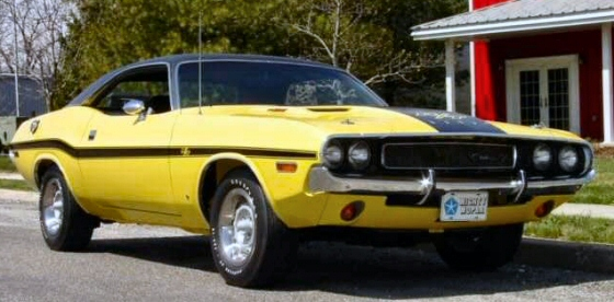 Photo of 1970 Dodge Challenger RT
