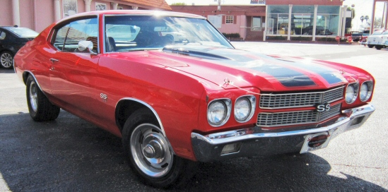 Photo of 1970 Chevelle Coupe