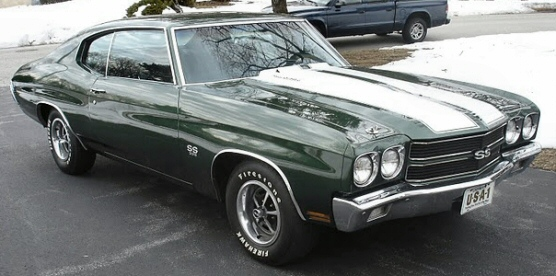1970 Chevrolet Chevelle 396 Coupe Photo