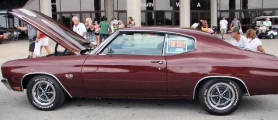 Photo of 1970 chevelle SS 2 DR HT With  LS6 454 and 4 Speed