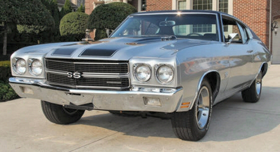 Photo of 1970 Chevelle SS 396 2DR Restored Numbers Matching