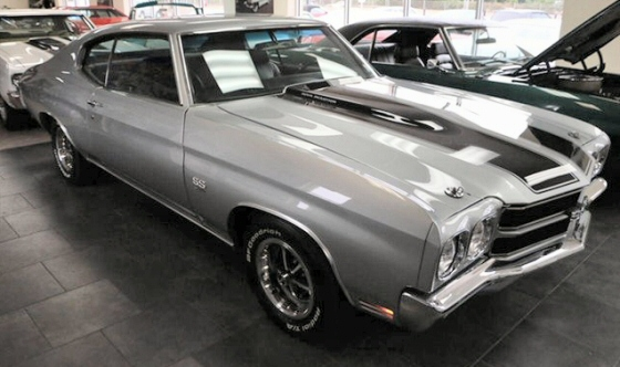 Photo of 1970 Chevrolet Chevelle SS 396 Coupe With 4 Speed