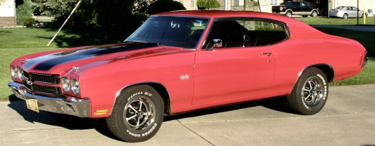 Photo of 1970 Chevelle SS 454 2DR HT