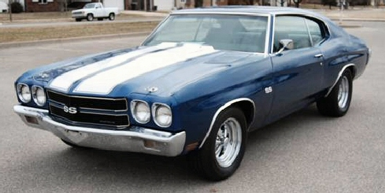 Photo of 1970 Chevy Chevelle SS Coupe, LS5
