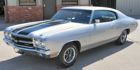 1970 Chevrolet Chevelle SS LS5 Coupe Photo