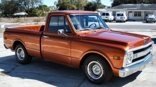 1970 Chevy C10 Pickup