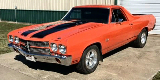 Photo of  1970 Chevy El Camino SS