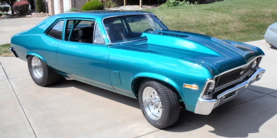 Picture of 1970 Chevy Nova SS Pro Street