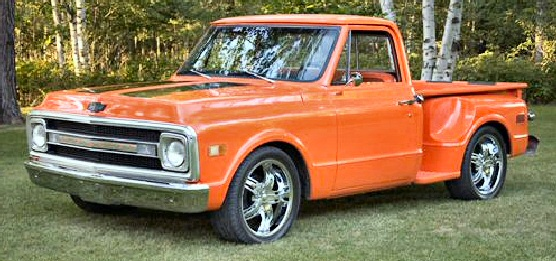 1970 Chevy Pickup